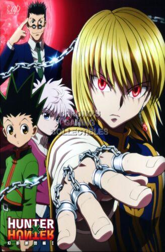 ANI090 Hunter X Hunter Anime Poster Glossy Finish RGC Huge Poster