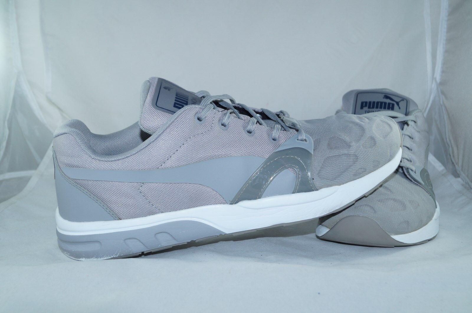 PUMA  XT S Foam Trinomic GR: 44,5 Grau Laufschuhe Sportschuhe