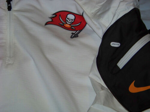 Pullover 4 1 Nike Zip Nwt Bucs Bay hombre para Tampa Buccaneers Drifit qZxRpv