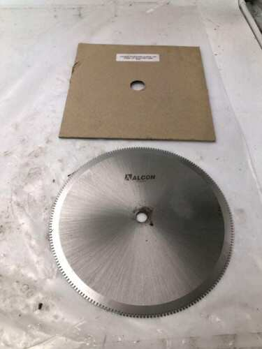 "Cooper Standard//Alcon 126354 10/"" Metal Cutting Circular Saw Blade 200 tooth NIB"