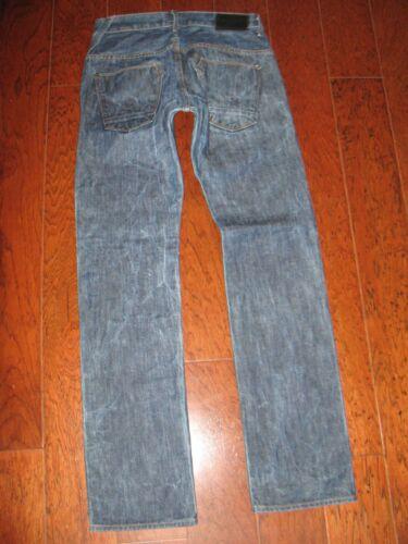Leg 33 Hudson Straight 30 Phantom Slim Jeans Wash Mens X lavato 439017233895 Slim UqCU4
