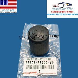 GENUINE TOYOTA 4RUNNER FJ CRUISER ATM TRANSFER SHIFT LEVER KNOB 36303-35200-B0