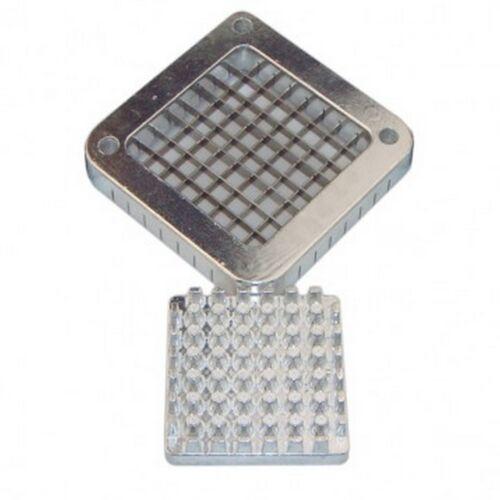 POUSSE BLOCK 9,5 mm x 9,5 mm pour MACHINE COUPE FRITES PRO ref 159.04 LAMES