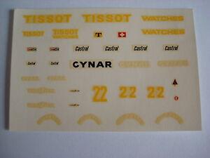 F1-DECALS-KIT-ENSIGN-TISSOT-N-177-1977-CLAY-REGAZZONI-1-43-DECALS-FDS-AUTOMODELL