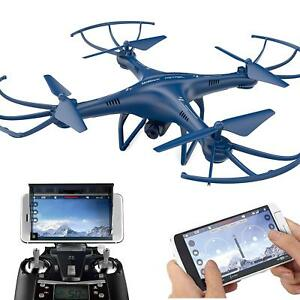 UDI-U42W-RC-Quadcopter-Drone-Wifi-FPV-2-4Ghz-Headless-Mode-with-HD-Camera-RTF