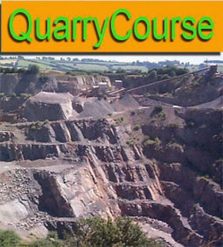 Learn Quarry Quarrying - Training Course - Quarries Mines Mining Pit Book on CD