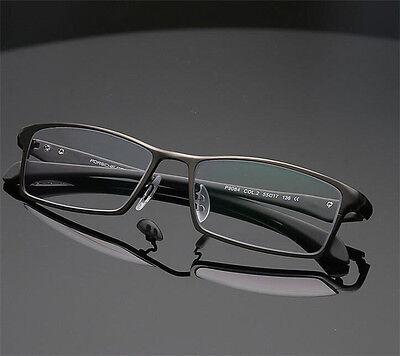 Aluminum-magnesium alloy Spectacles Men Glasses Optical Eyeglass Frame Eyewear