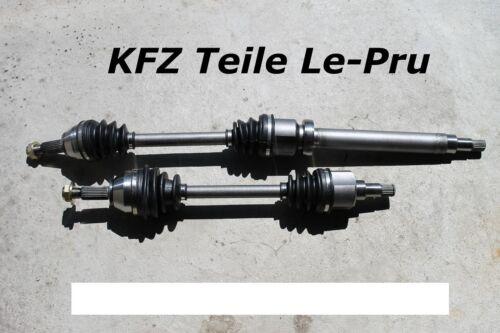 2x Antriebswelle Ford Focus 2,0 16V Benziner rechts//links