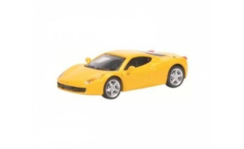 - 1:87 #452613200 Schuco Ferrari 458 Italia Gelb 26132