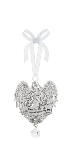 Ganz E9 Angel Wings Zinc Ornament 3.5in ER54262A Choose Design