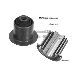 One New Meyle Suspension Control Arm Bushing Front Lower Inner Forward for Audi