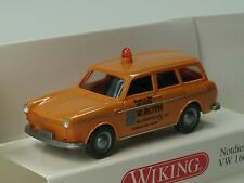 Wiking VW 1600 Variant Notdienst W.ROTH - 0042 01 - 1/87
