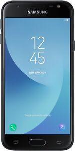 Samsung-Galaxy-J3-2017-J330-16GB-Schwarz-Neutrale-Verpackung