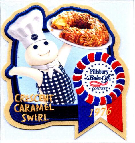 Pillsbury doughboy wall sticker glossy swirl cut out border  8 inch