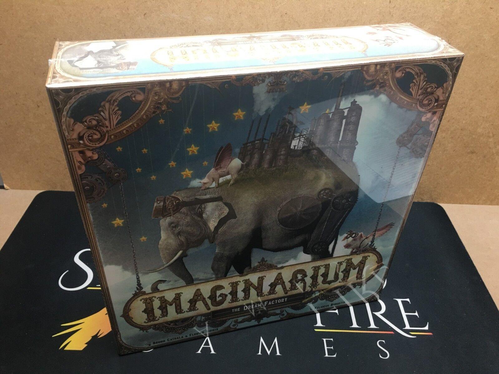 Imaginarium Imaginarium Imaginarium Board Game - Bombyx (Genuine Sealed) ce34c7
