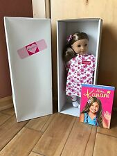 American Girl Doll of the Year Retired Kanani New Head New Limbs Perfect Flower