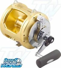 Shimano Tiagra 130A Overhead Game Fishing Reel BRAND NEW at Otto's Tackle World