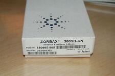 New HPLC column  Agilent  Zorbax 300SB-CN 5 um 4.6x250 mm 880995-905 opened
