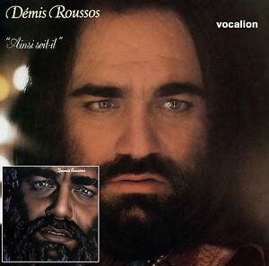 Demis Roussos - Demis Roussos & Ainsi Soit-Il CDSML8508