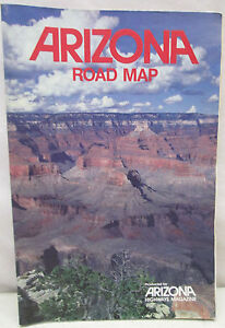 Details about Vintage Arizona Road Map Highways Magazine Grand Canyon on niagara falls road map, mexico city road map, coconino national forest road map, boise national forest road map, rock creek park road map, point reyes national seashore road map, 95 east coast usa map, all national parks usa map, flathead national forest road map, united states road map, yellowstone national park wildlife map,