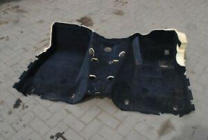 F80 F82 F83 BMW 4 SERIES M4 BLACK ANTHRACITE FRONT FLOOR INTERIOR CARPET 7305536