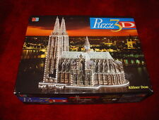 Puzz3D Cologne Cathedral 3D Jigsaw Puzzle by MB Games Puzz 3D 704 Pieces