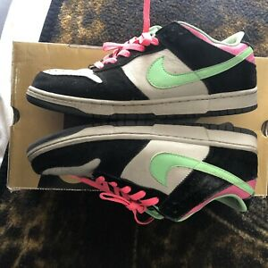 premium selection e08e5 7ba4d Details about NIKE SB DUNK LOW PRO POISON 10.5