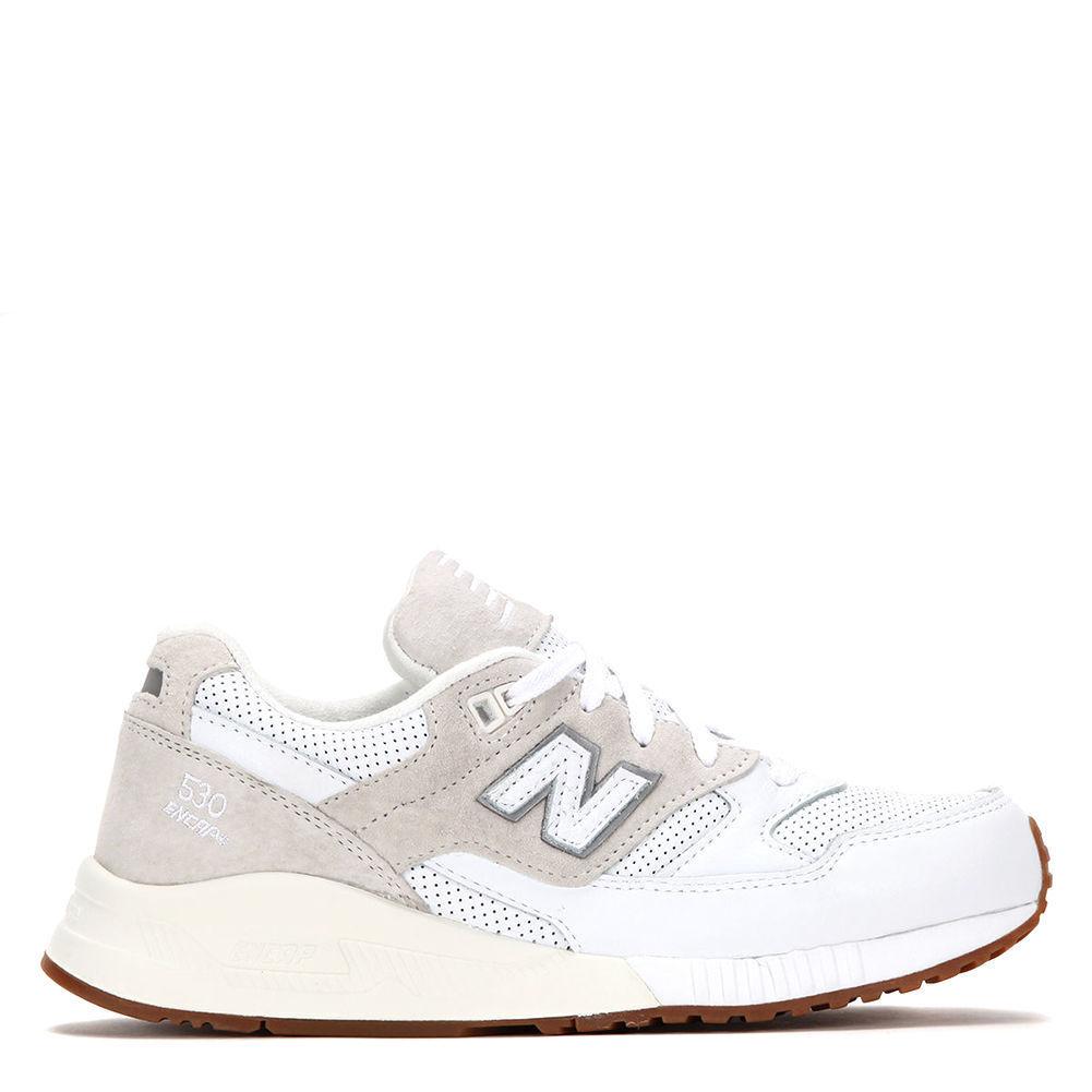NIB New Balance Men's 530 Athleisure X Sneakers M530ATA WHITE