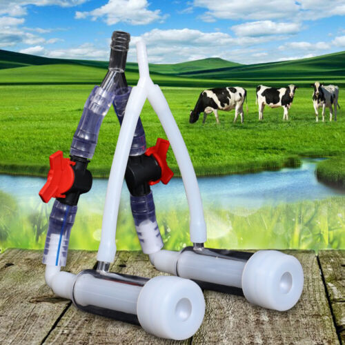 Sheep /& Goat Milking Cluster Group of Milking cup Machine Spare Parts Livestock