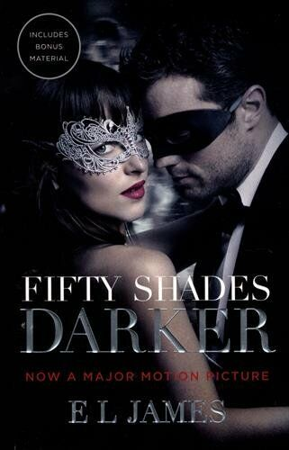 1 of 1 - Fifty Shades Darker: Official Movie tie-in edition, includes bonus material,E L