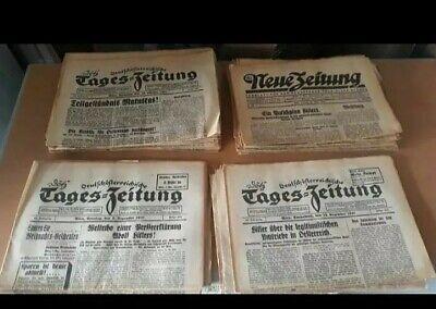 Alte Zeitungen Verkaufen