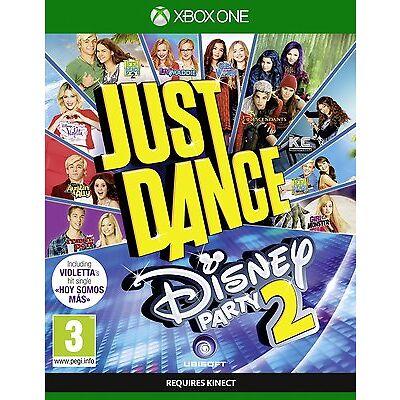 Just Dance - Disney Party 2 II für XBOX ONE | NEUWARE | DEUTSCH!