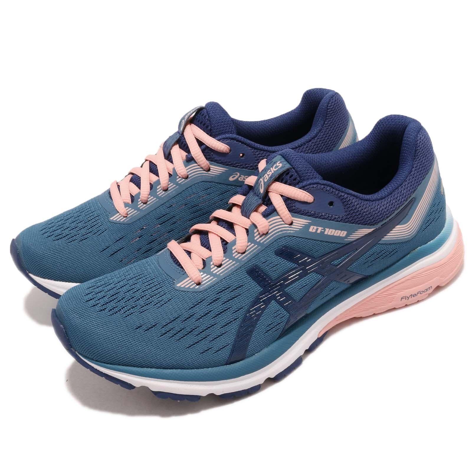 Asics  GT-1000 7 blueee Pink Gel FlyteFoam Womens Running shoes 1012A030-400  incredible discounts