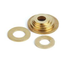 White Nylon Flat Washers Plastic Gasket Discs Ring Shim M2 to M20 All Size