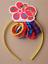 Set of Alice bands /& 8 Mixed ponios head band hair band great for school