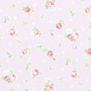 Cool Details About Cottage Shabby Chic Lecien Princess Rose Small Roses 31267L 110 Lavender Bty Download Free Architecture Designs Boapuretrmadebymaigaardcom