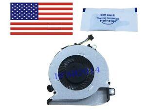 Original HP 15-ab277cl 17-g029ds 15-ab292nr Laptop CPU Cooling Fan 812109-001