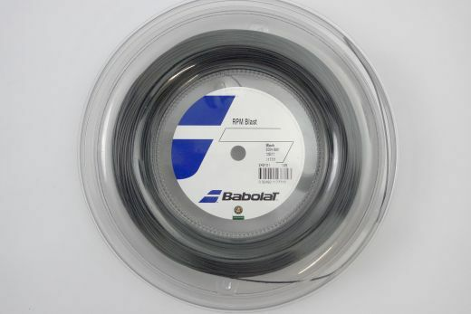 BABOLAT RPM BLAST 200m Stringa Gauge 17/1.25 Made in France Nadal