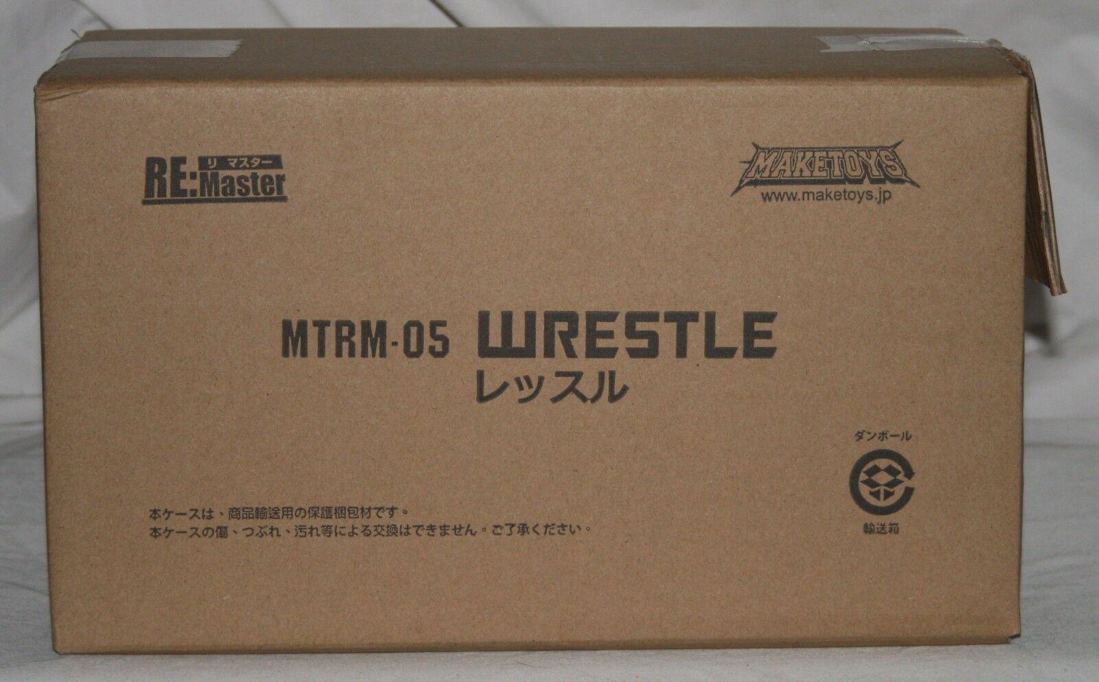 Transformers MAKETOYS mtrm - 05 luchar y en Caja Sellada