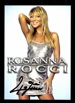 National UnermüDlich Rosanna Rocci Autogrammkarte Original Signiert ## Bc 95461