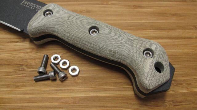 KA-BAR / Becker BK2 BK3 BK4 BK5 BK7 BK9 Knife Replacement Stainless Steel Screws