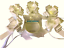 Inerra-mariage-voiture-decoration-Kit-5-x-prets-7-034-Arcs-avec-7-metres-ruban miniature 6