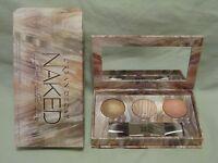 Urban Decay 'naked Illuminated Trio' Shimmering Face & Body Powder