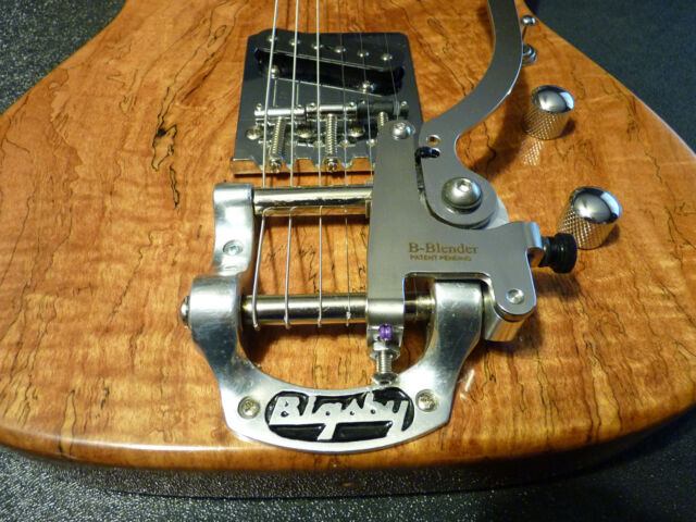 B Bender Guitar >> Bigsby Relic B5 Electric Guitar Vibrato Tremolo Solid Body Whammy