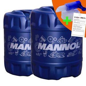 20 Liter Mannol ATF Ag52 Automatic Special Getriebeöl Automatikgetriebe