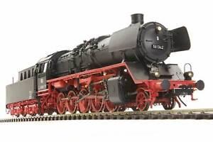 Lenz 40253-01 Locomotive Vapeur Br 50 1342 Avec Tablier Kastentender Db Ep.iii