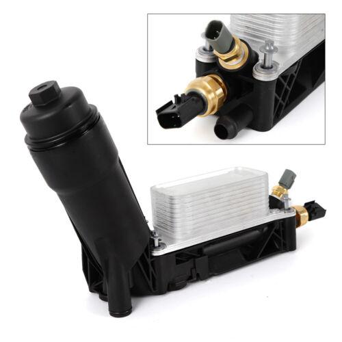 Engine Oil Filter Adapter Housing Fit For 11-13 Jeep Dodge Chrysler 3.6L V6 hot