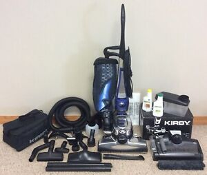 Kirby Avalir 2 Vacuum Newest Model With Shampooer And Tools Warranty Ebay
