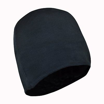 Black One Size Extremities Macon Knitted Beanie Hat