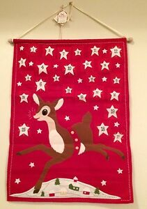 Pottery Barn Kids Rudolph The Red Nosed Reindeer Advent